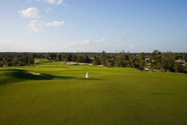 A view of hole #13 at Deltona Club