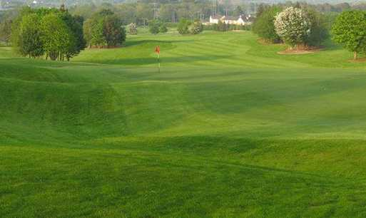 A view of green at Water Rock Golf Club