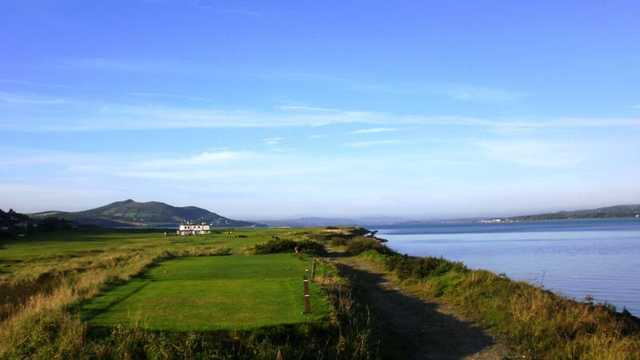 A view from tee #11 at North West Golf Club