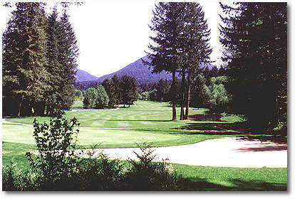 Elkhorn Golf Course: #4