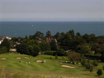 A view from Newlands Golf Club