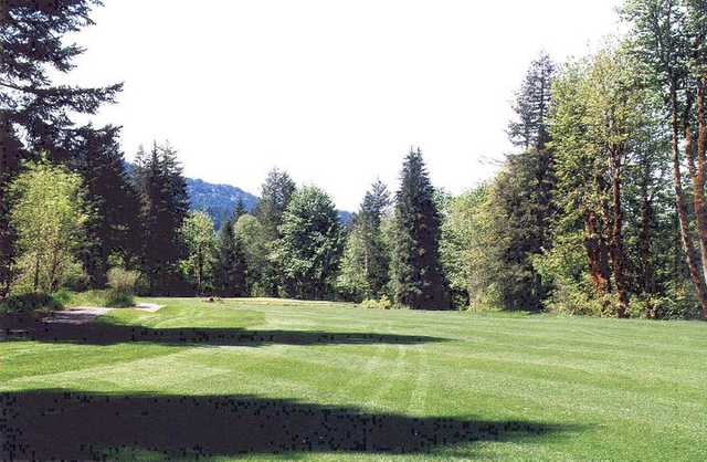 A view from the 10th fairway at Elkhorn Golf Course