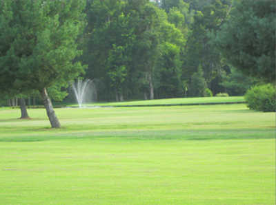 A view from Lincoln Trail Country Club