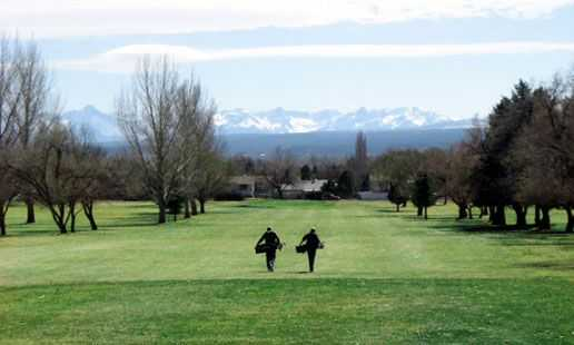 A view from Black Canyon Golf Club