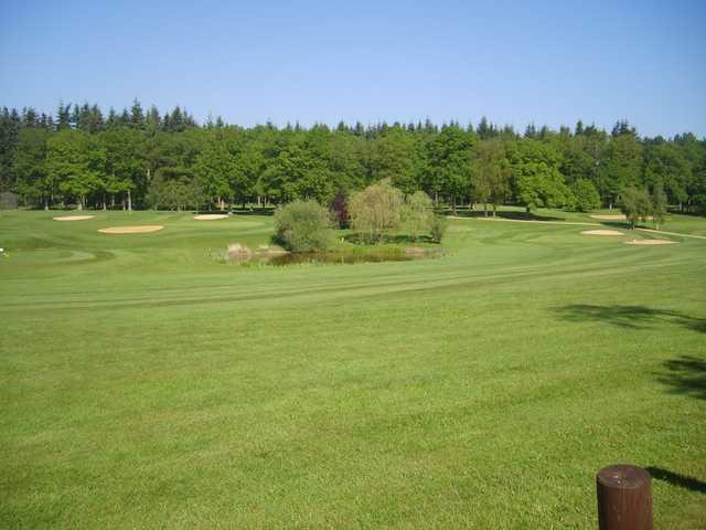 Fairway at Huntswood Golf Club
