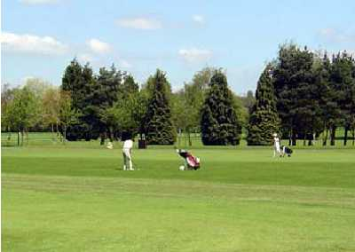 A view from Wexham Park Golf Centre