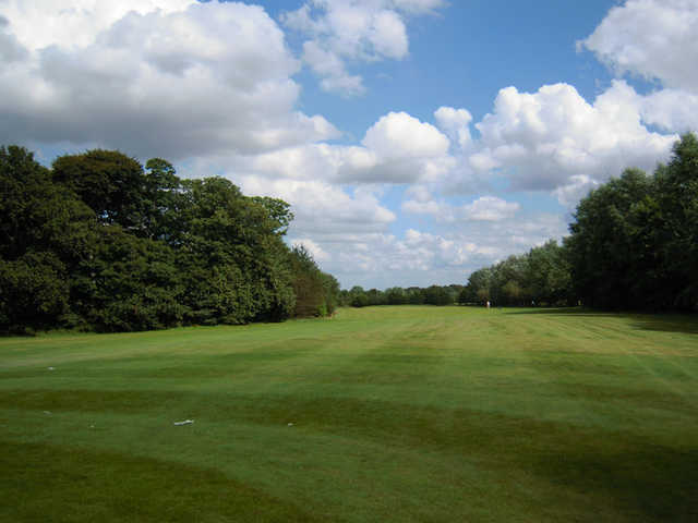 A view of fairway at Mersey Valley Golf & Country Club