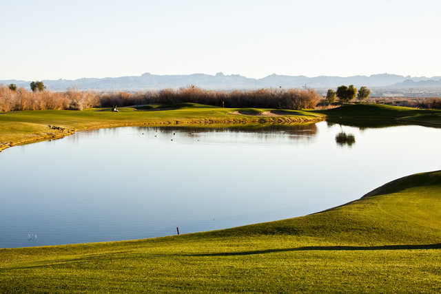 Mojave Resort: View from #5