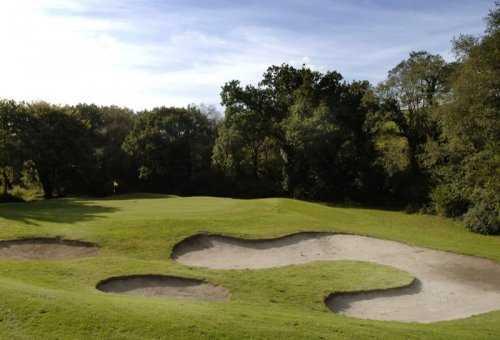 A view of hole #13 at Trethorne Golf Club & Hotel