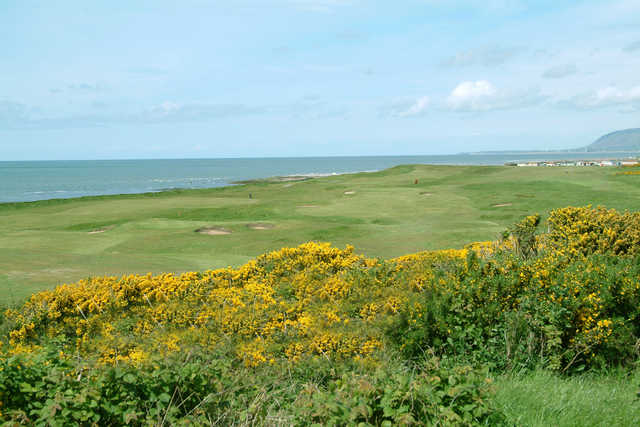 A view from Furness Golf Club