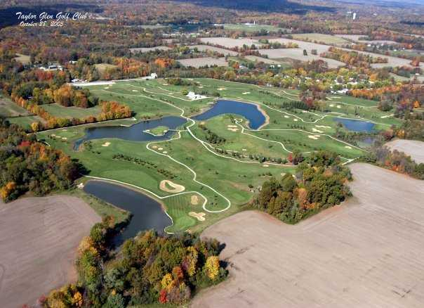 Taylor Glen Golf Club: Aerial view