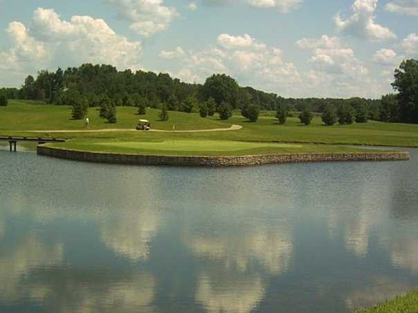 A view from Taylor Glen Golf Club