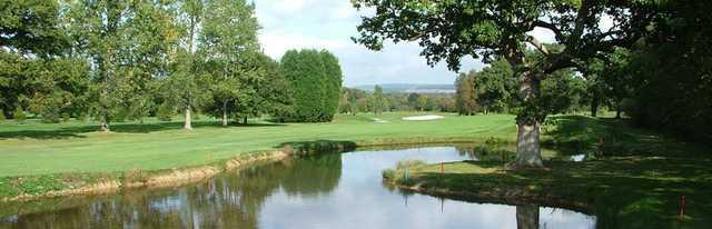 Beautiful settings at Stover Golf Club