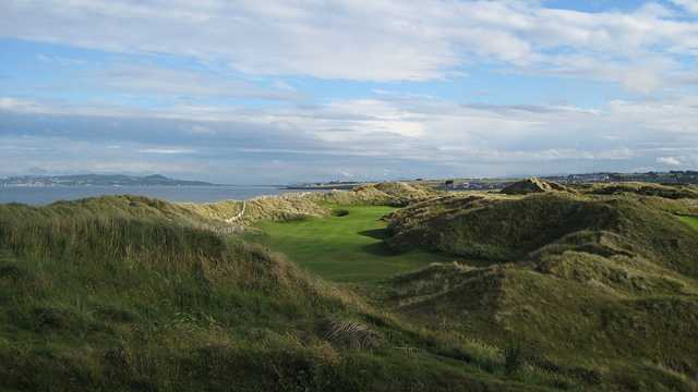 A beautiful view from Corballis Golf Links