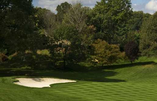A view from Rolling Green Golf Club