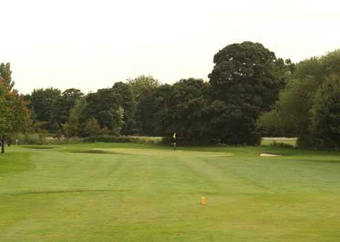 A view from tee #7 at Chester-le-Street Golf Club