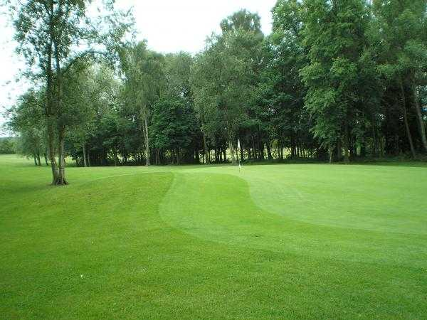 A view of hole #6 at Woodham Golf & Country Club
