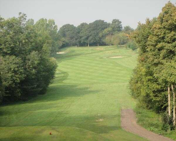A view from tee #7 at Abridge Golf & Country Club