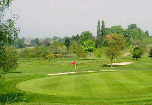 A view of green at Little Channels Course from Channels At the Cliffords Estate