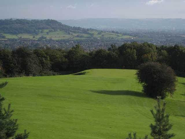 Gloucester Golf Club's scenic surroundings