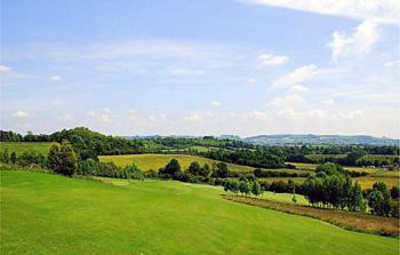 A view from Shortwood Lodge Golf Club