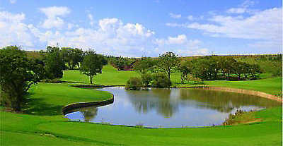 A view from Woodlands Golf & Country Club