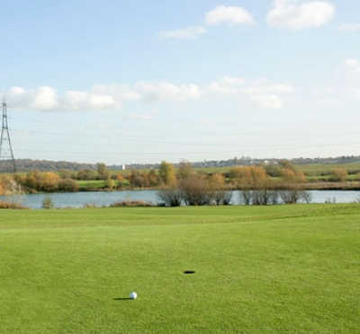 A view from Lee Valley Golf Course at Leaside Golf Club