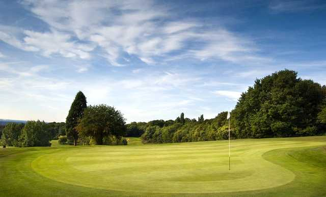 Shooters Hill Golf Club - 18th hole