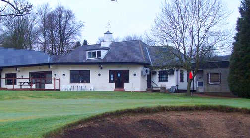 A view of the clubhouse at Regent Park Golf Club