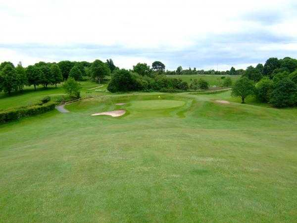 A view from fairway #6 at Stand Golf Club