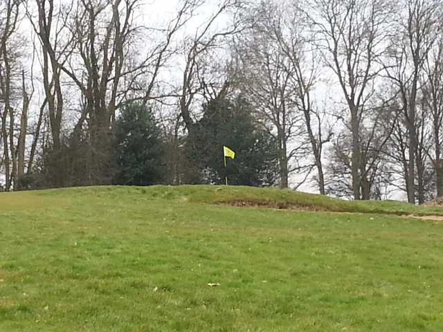A view of the 7th hole at Alton Golf Club
