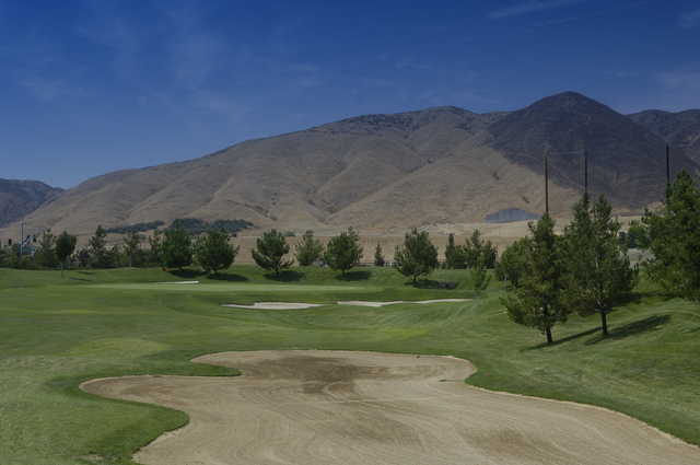 View from Yucaipa Valley GC
