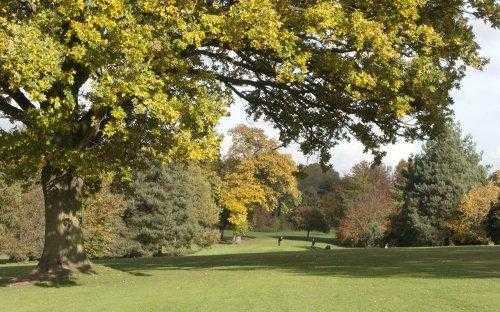A view of fairway #5 at Church Course from Aldenham Golf Club