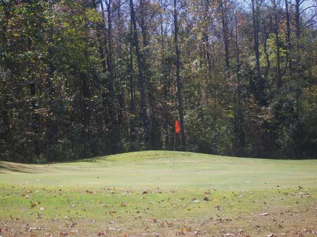 View of a green at The Tennessean Golf Club