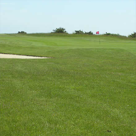 A view from fairway #11 at Lydd Golf Club