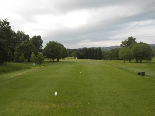 A view from tee #6 at Great Harwood Golf Club