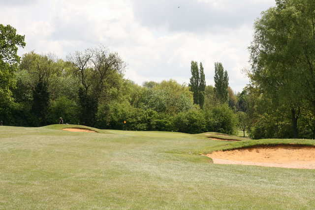 A view from fairway #5 at Humberstone Heights Golf Club