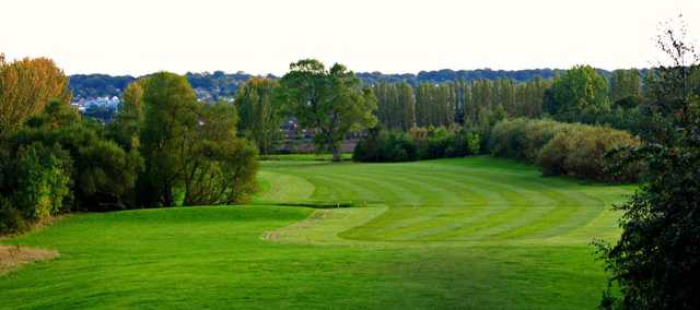 Fairway from Bowring Golf Club