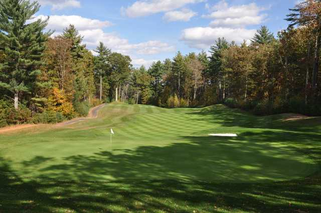 View of a green and fairway at Cold Spring Country Club