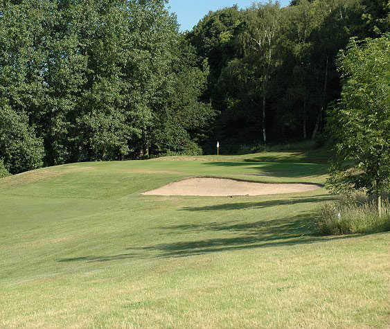 A view from the 8th fairway at Costessey Park Golf Club