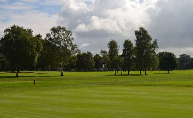 The parkland layout at Ryston Golf Club