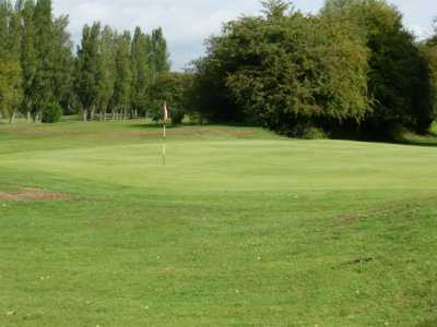 A view of hole #5 at Heworth Golf Club
