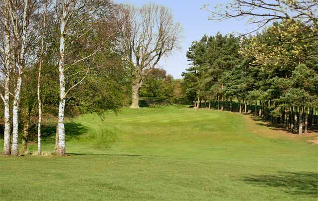 A view from fairway #3 at Ripon City Golf Club