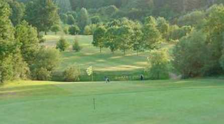 A view of a green at Cherwell Edge Golf Club