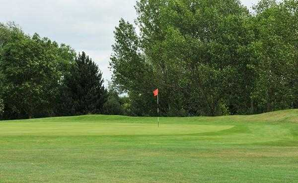 A view of hole #12 at Drayton Park Course from Drayton Park Golf Club