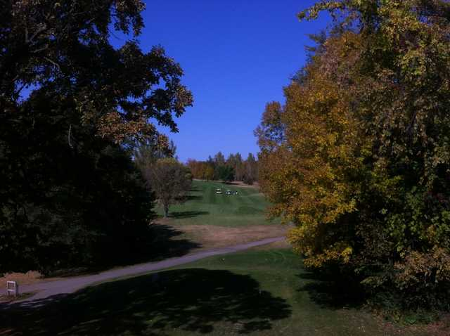 Whispering Pines GC: View from #12