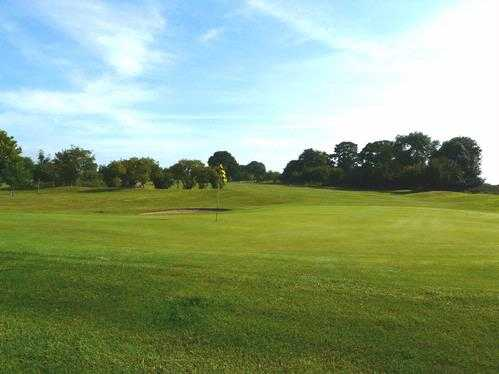A view of hole #11 at Duchy Course from Farrington Golf & Country Club