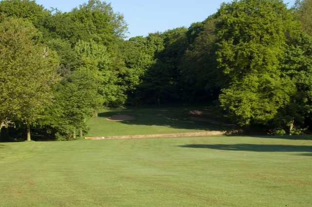 A view from fairway #11 at Crookhill Park Golf Club