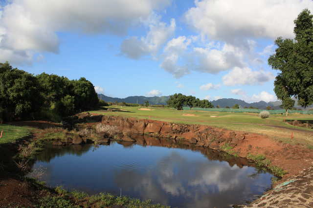 View from Kiahuna Golf Club