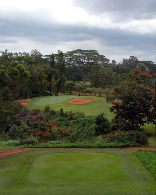 View from Mililani GC